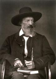 Alfred Tennyson auf wikipedia.de