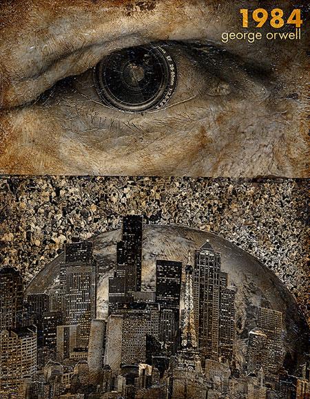 1984 Cover - © 2002-2007 by Xaime Aneiros