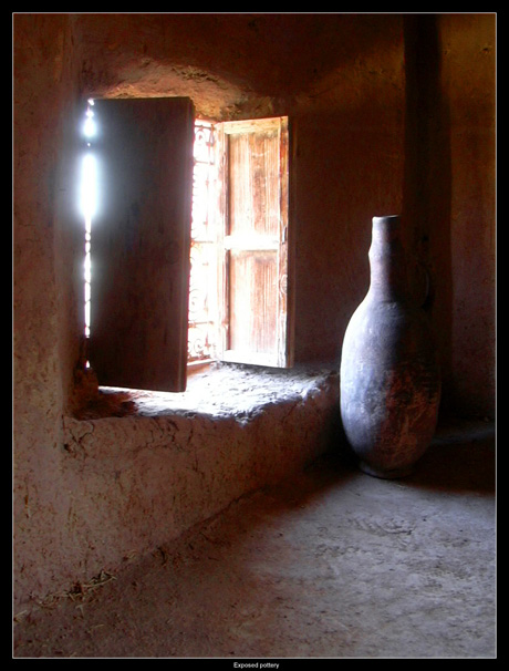 Exposed Pottery - © 2006-2007 =33xiT@deviantart.com
