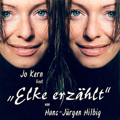 Elke erzählt - Hörbuch-Cover