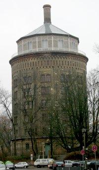 Wasserturm Prenzlauer Berg Berlin Germany