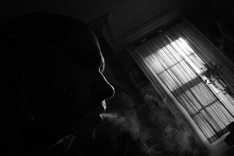smokey window to my soul © macrocosm12@deviantart
