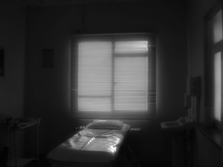 Bed in the hospital © bluecode72@deviantart