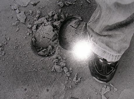 Jerimiah's Shoe © by amelioration@deviantart.com