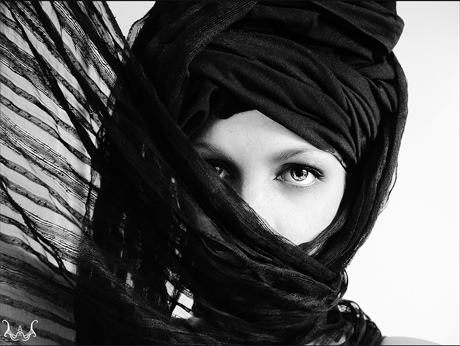 Veil to silence by SeaFairy@deviantart.com