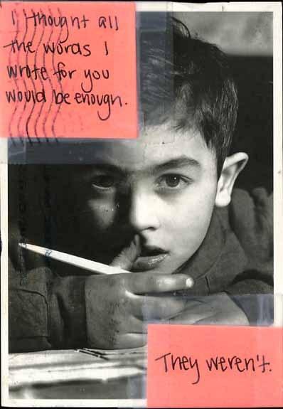 Words © PostSecret.com