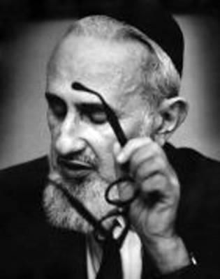 Rav Joseph B. Soloveitchik