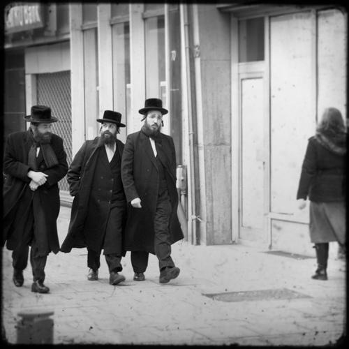 Annemie Kvanderkuil - Jewish Antwerp