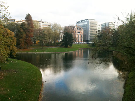 Antwerpen Stadspark