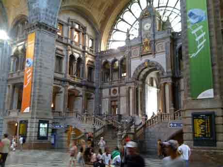 Antwerpen Hauptbahnhof