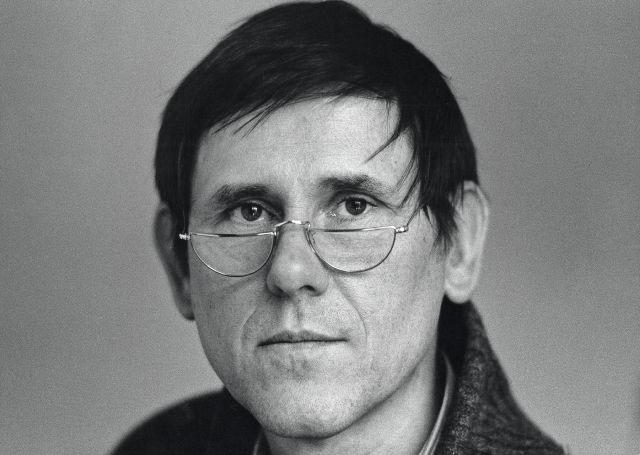 Hartmut Lange (1987) - Foto © Renate v. Mangoldt
