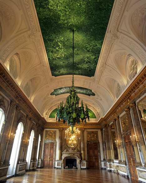 Strange Ceiling