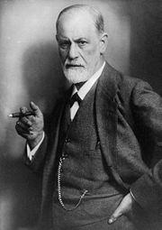 Sigmund Freud, Foto: Max Halberstadt (1914)