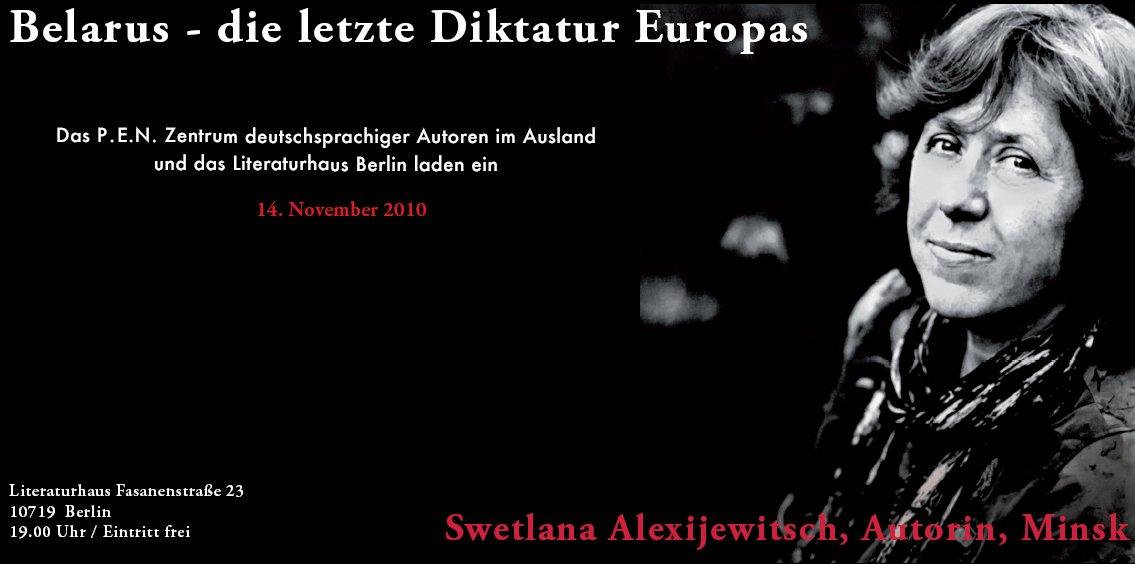 Belarus - Die letzte Diktatur Europas