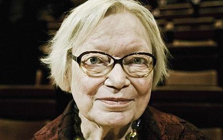 Inger Christensen, Foto: EPA