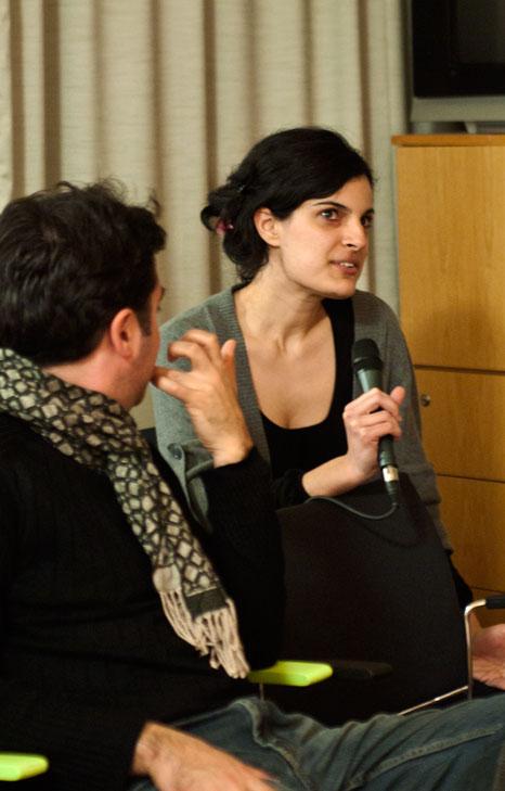 Jerusalem, Goethe-Institut, 29.12.2010