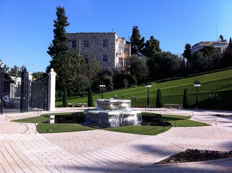 Bahai-Garten, Haifa 2010
