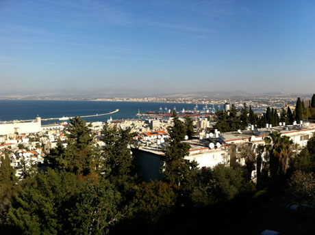 Haifa, Panoramablick