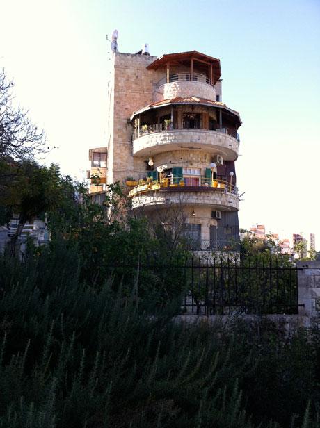 Haifa, Wohnhaus