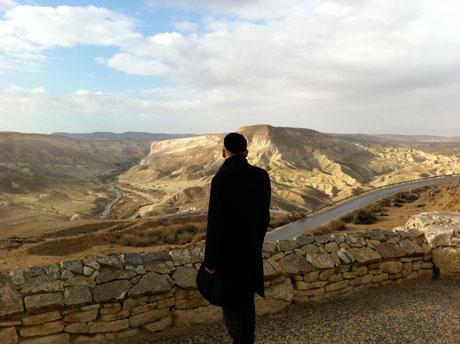 Sede Boker, Negev