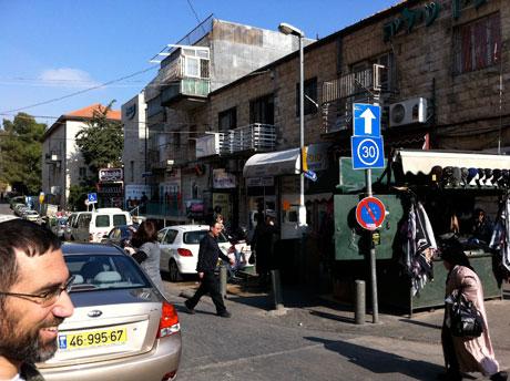 Jerusalem, Rechov Malchei Yisrael, 02.01.2011