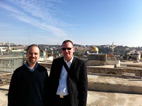 Jerusalem, Altstadt, 03.01.2011