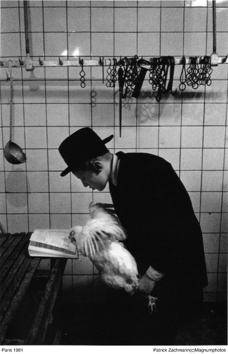 Patrick Zachmann: Jew 1981 © Magnumphotos