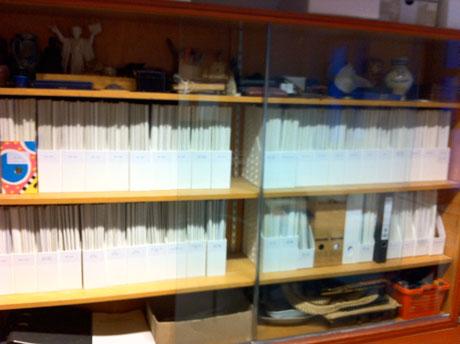 Im Koeppen-Archiv Greifswald: Koeppens Manuskripte füllen einige Ordner