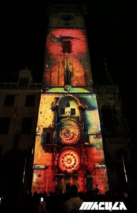 Prager Astronomische Turmuhr