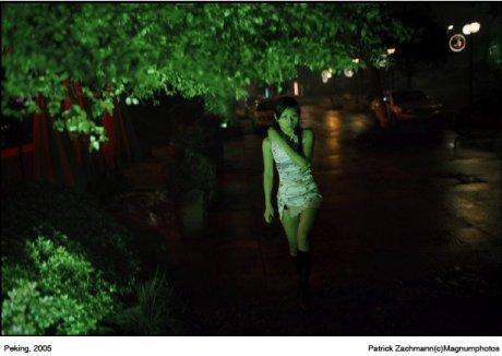 Patrick Zachmann: Nuit Peking 2005 © Magnumphotos