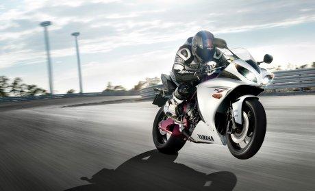 Yamaha YZF-R1 • Foto © Yamaha