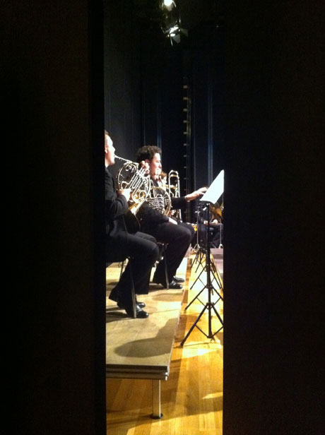 Neujahrskonzert 5772 des Jakobsplatzorchesters am 11.10.2011 im Burda-Saal der IKG München