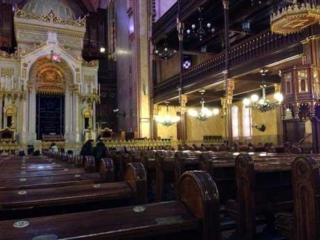 Synagoge Dohány utcá, Budapest