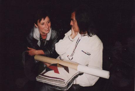 Charlotte Grasnick und José Pablo Quevedo (2005)