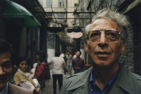 Peter Finkelgruen auf biographischer Spurensuche in Shanghai