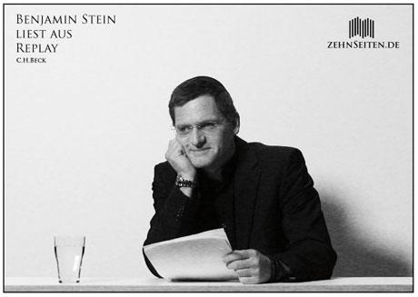 Online-Lesung auf zehnseiten.de