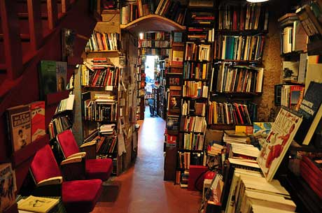 Shakespeare & Co. Bookstore Paris
