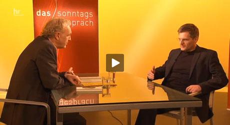 HR-Sonntagsgespräch: Über digitale Maßlosigkeit