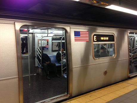 New York City, Subway