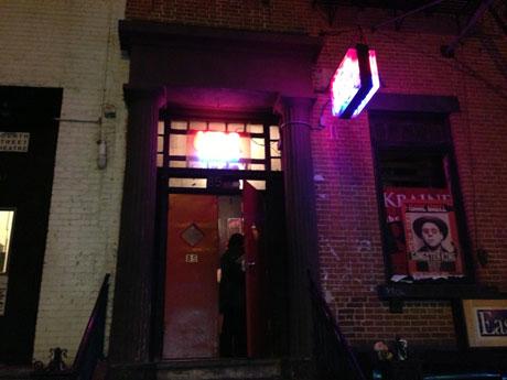 KGB Bar, 85 East 4th Street, New York