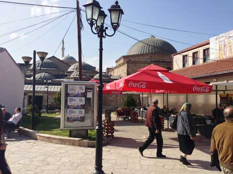 Skopje Altstadt
