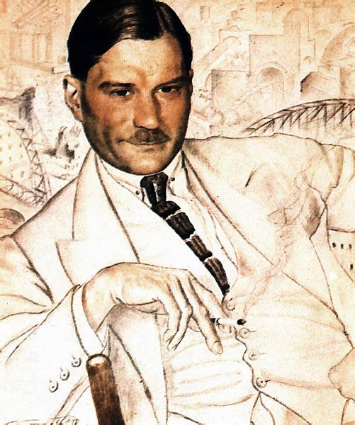 Jewgenij Samjatin (1923)