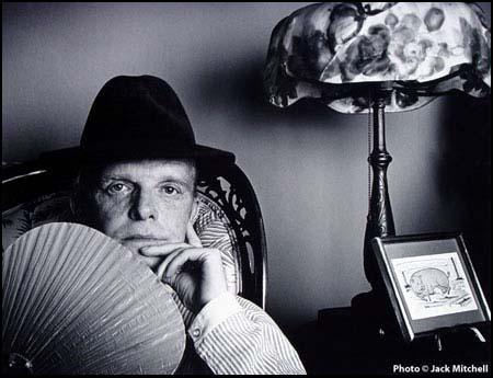 Truman Capote (1980) - Foto: © Jack Mitchell