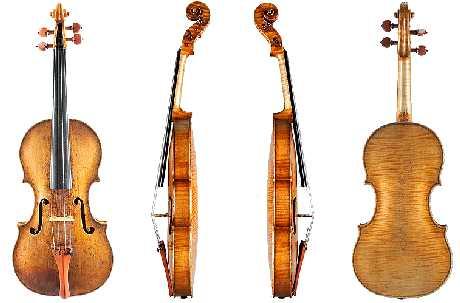 Violine von Andrea Amati (1574)