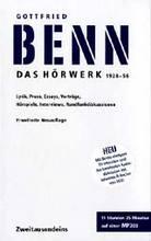 Gottfried Benn: Tonwerk