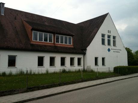 Wolfratshausen Waldram (ehemaliges DP Camp Föhrenwald)