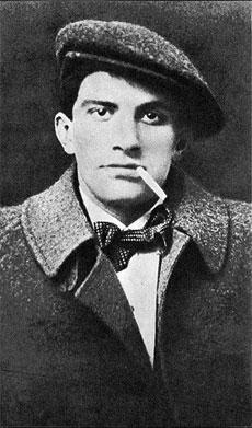 Wladimir Majakowski 1916