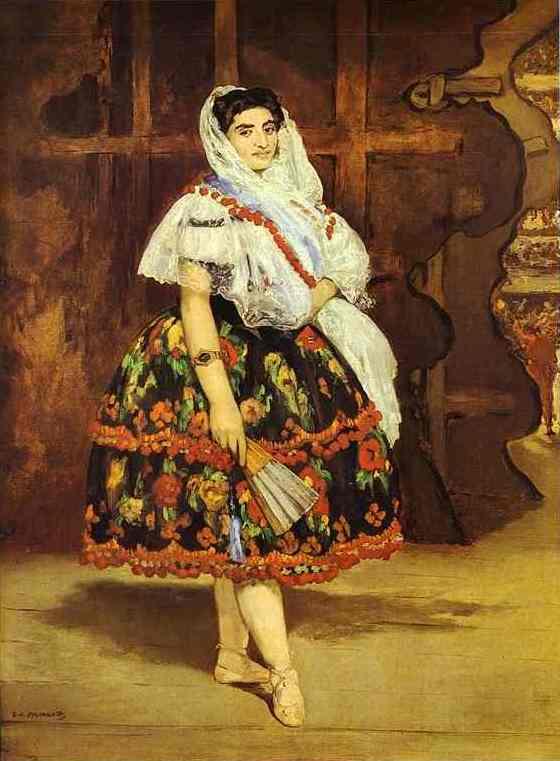 Eduard Manet: Lola de Valence