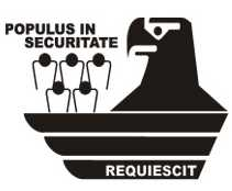 Wappen des Ministeriums für Friedenserziehung