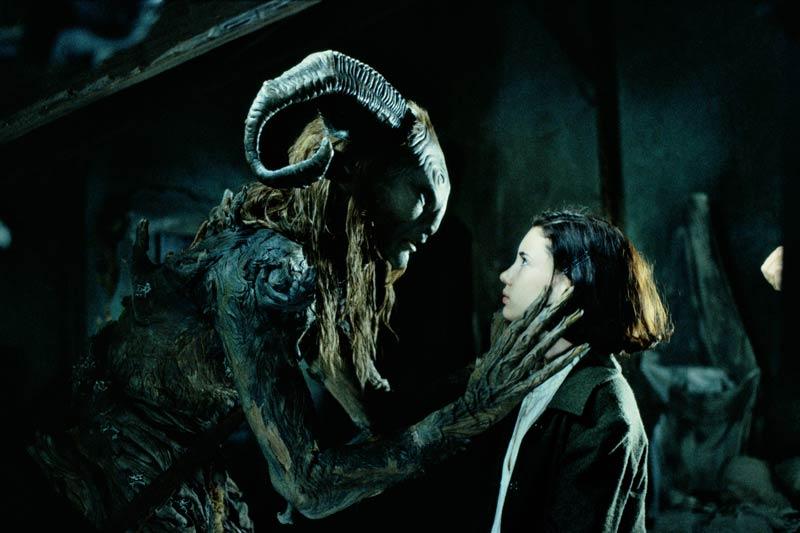 Szenenfoto aus »Pans Labyrinth«